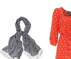 Fashion Trend: Polka Dots