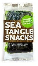 Sea Tangle Snacks Roasted Seaweed