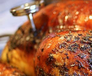 Turkey 101: The Skinny on White Vs. Dark Meat