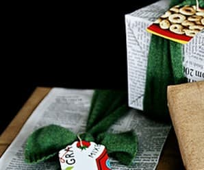 Eco-Friendly Wrapping Ideas