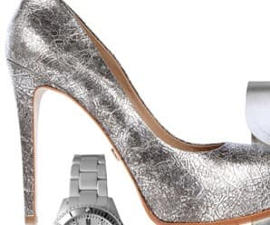 Sexy in Silver: Foil-Inspired Fashion