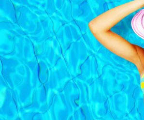 Four Toning Moves to Try in the Pool