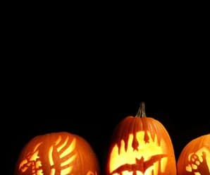 Halloween Pumpkin Carving Stencils