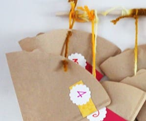 Craft for Kids: How to Make an Advent Calendar