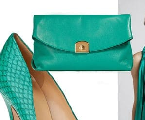 Trend to Try: Emerald Green