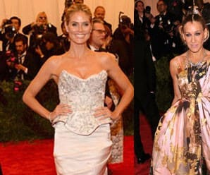 Inside the Stylish 2013 Met Gala