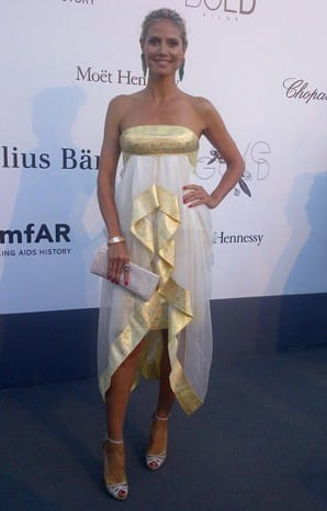 amfAR Gala in Cannes