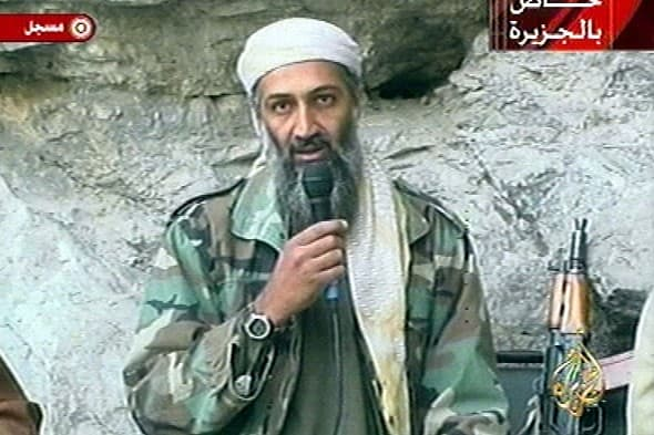 Laden saddam hussein osama. Most-wanted saddam hussein or