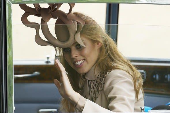 royal wedding hats images. Royal wedding