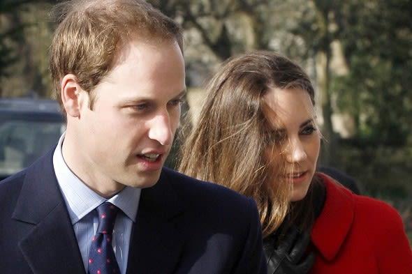 kate middleton st andrews visit. St Andrews visit. Prince
