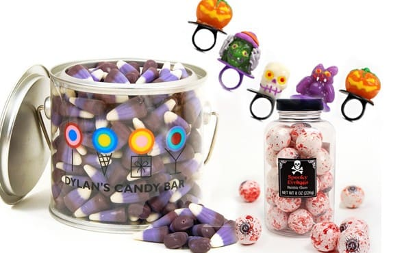 The Top Five Trends in Halloween Candy
