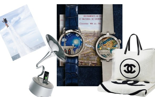Gift Guide: Extravagant Holiday Gifts