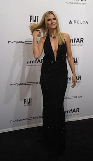 Look of the Day: amfAR New York Gala