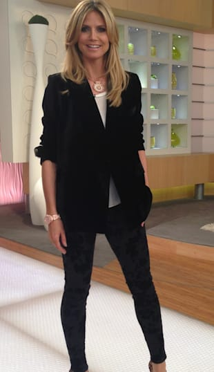 Look of the Day: Wild with QVC