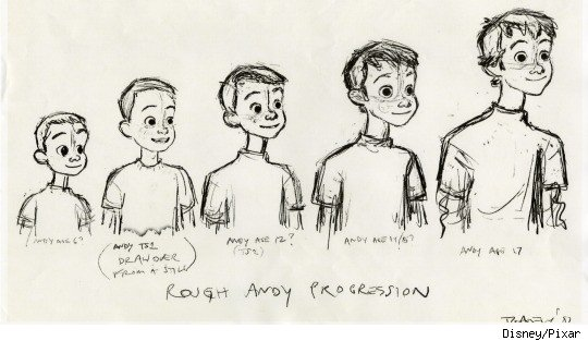 'Toy Story 3' Concept Images and Art (Exclusive)