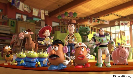 New on DVD & Blu-ray, Week of November 2: 'Toy Story 3,' 'The Goonies'