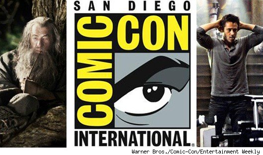 Comic-Con Starts Wednesday -- Here's What We're Excited About