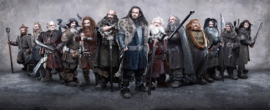 Check Out the Final Image of the Dwarves from 'The Hobbit'