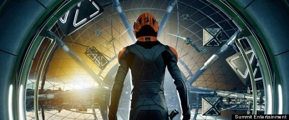 'Ender's Game' Teaser Trailer: A Spaceship, a Battleroom, and a Face-Tattooed Ben Kingsley (VIDEO)