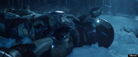 'Iron Man 3' on Track for Huge Opening Weekend