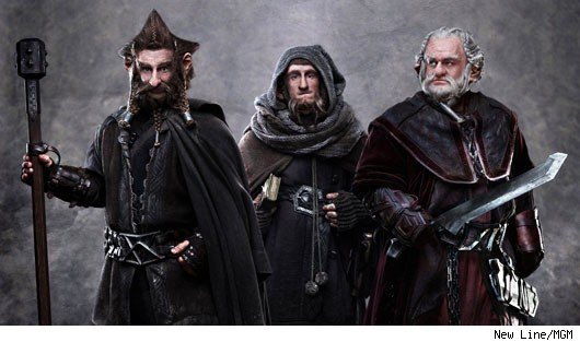 First Look at 'The Hobbit' Dwarves