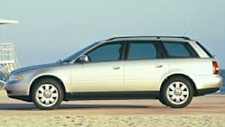 (2.8 Avant) 4dr All-wheel Drive Quattro Station Wagon
