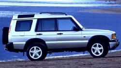 (Series II Duragrain Vinyl) 4dr All-wheel Drive