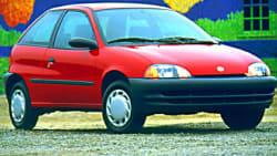 (GA) 2dr Hatchback