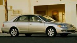 (XL Buckets) 4dr Sedan