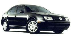 (GLS VR6) 4dr Sedan