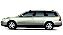 (GLX) 4dr Front-wheel Drive Station Wagon