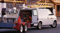 (Base) All-wheel Drive Cargo Van