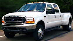 (Lariat) 4x2 SD Crew Cab 172 in. WB DRW HD