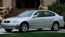 2001 GS 300