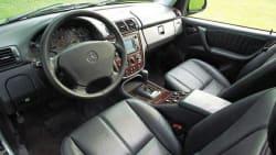 (Base) ML320 4dr All-wheel Drive