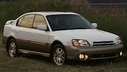 2001 Outback