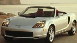 2001 MR2 Spyder