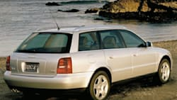 (3.0 Avant) 4dr All-wheel Drive Quattro Station Wagon