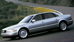 (L 4.2L) 4dr All-wheel Drive Quattro LWB Sedan