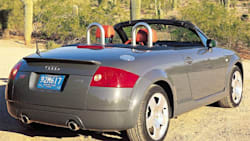 (1.8L) 2dr All-wheel Drive Quattro Roadster