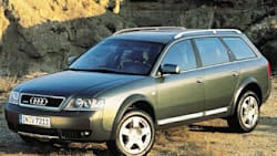 (2.7L) 4dr All-wheel Drive Quattro Wagon