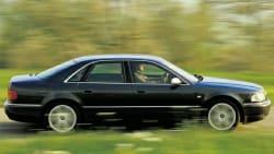 (4.2L) 4dr All-wheel Drive Quattro Sedan