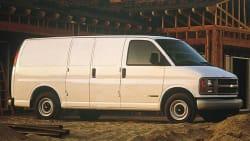 (Base) G2500 Extended Cargo Van