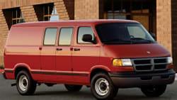 2002 Ram Van 3500