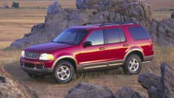 2002 Explorer