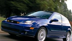 (SVT) 2dr SVT Hatchback