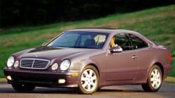 (Base) CLK430 2dr Coupe