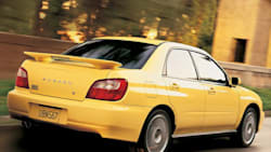 (WRX) 4dr All-wheel Drive Sedan