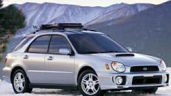 (WRX) 4dr All-wheel Drive Wagon