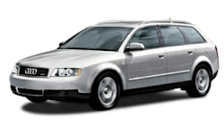 (1.8T Avant w/painted bumpers) 4dr All-wheel Drive Quattro Station Wagon